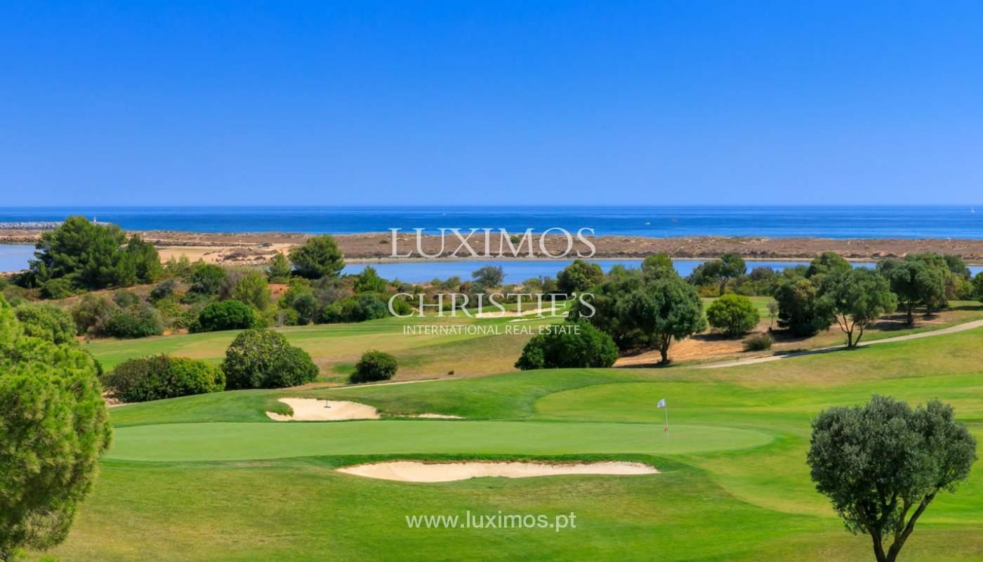 Terrain à vendre dans un complexe de golf, Lagos, Algarve, Portugal_123039