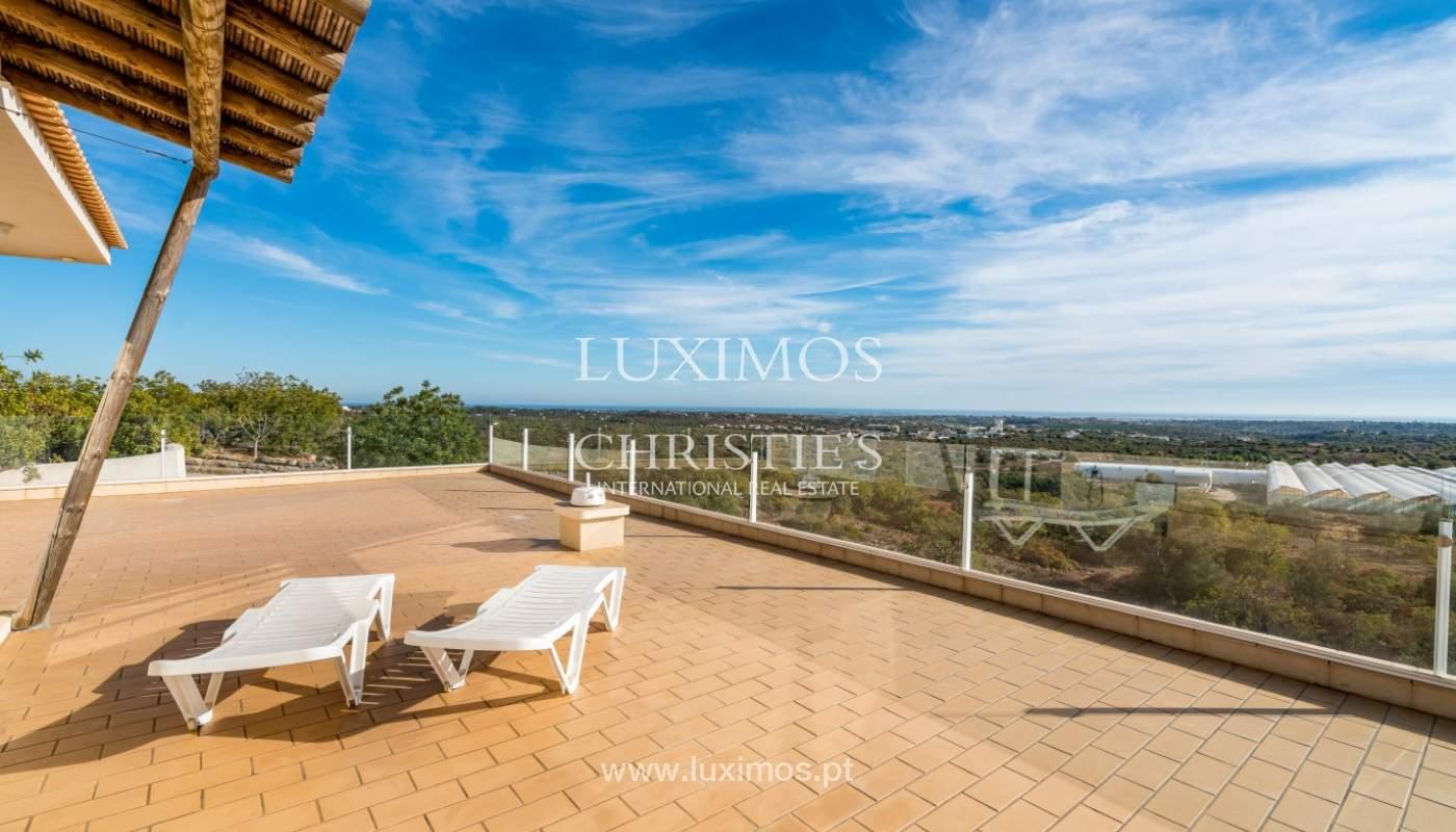 Sale of villa with pool in Estoi, Faro, Algarve, Portugal_123163