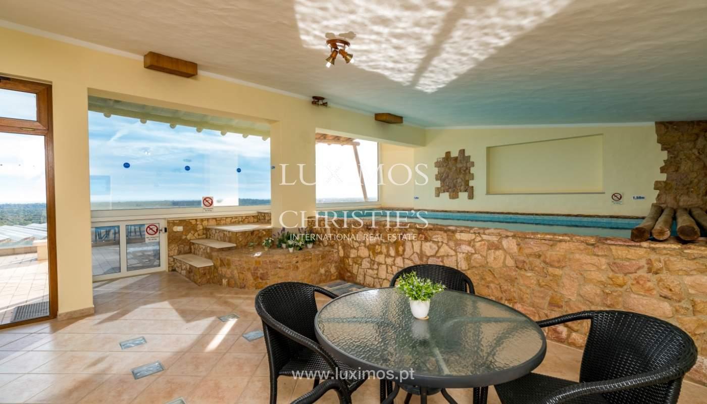 Sale of villa with pool in Estoi, Faro, Algarve, Portugal_123167