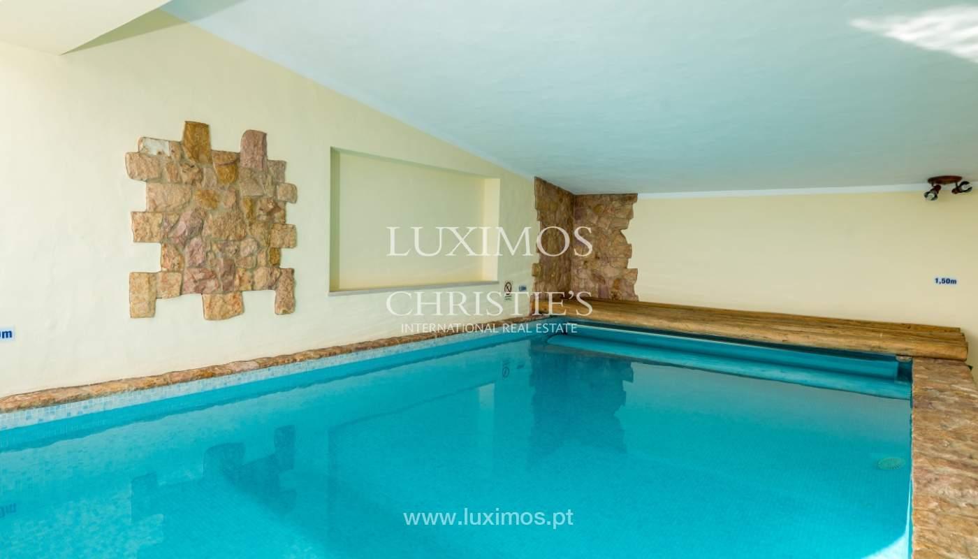 Sale of villa with pool in Estoi, Faro, Algarve, Portugal_123168