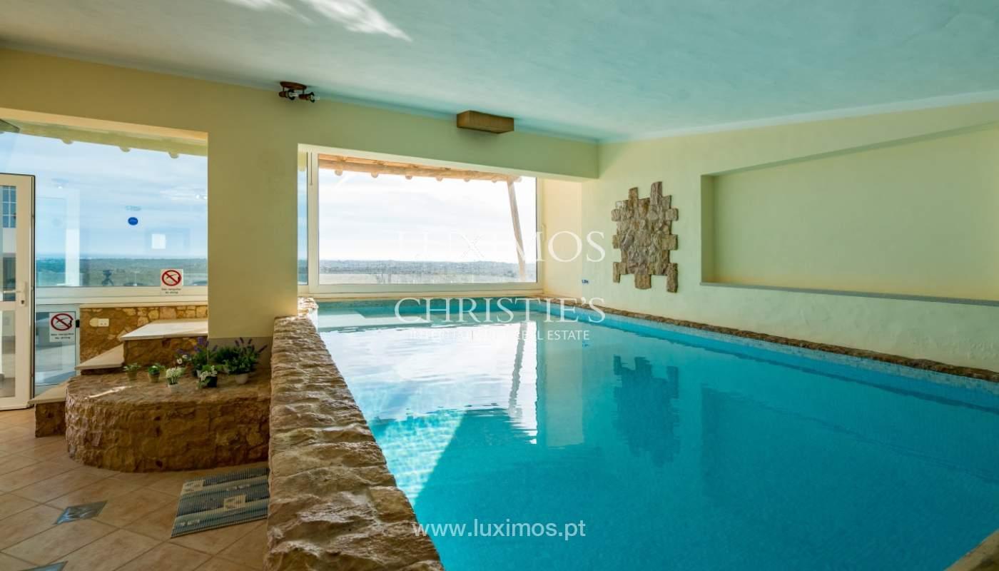 Sale of villa with pool in Estoi, Faro, Algarve, Portugal_123169