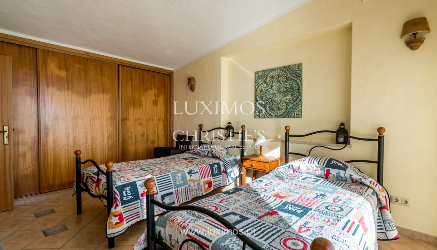 Sale of villa with pool in Estoi, Faro, Algarve, Portugal_123171