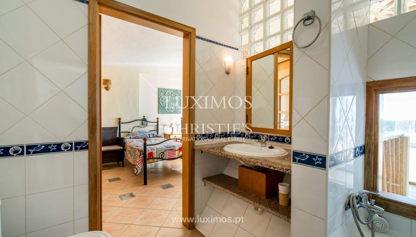 Sale of villa with pool in Estoi, Faro, Algarve, Portugal_123172