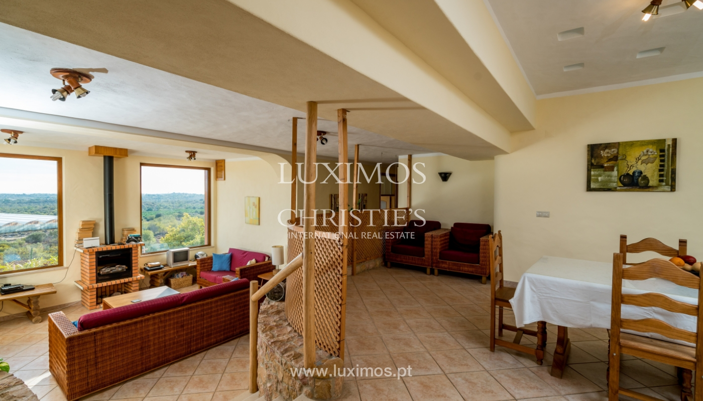 Villa avec piscine à vendre à Estoi, Faro, Algarve, Portugal_123178