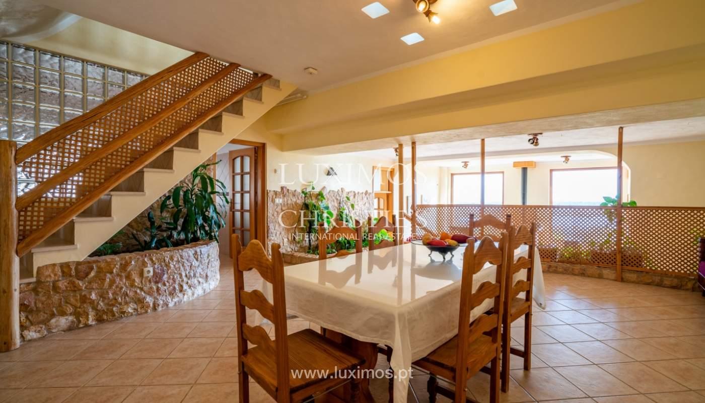Sale of villa with pool in Estoi, Faro, Algarve, Portugal_123181