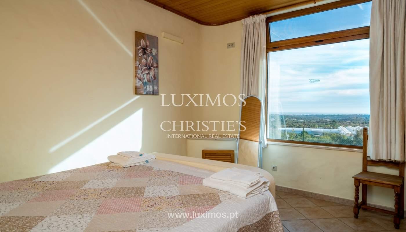 Sale of villa with pool in Estoi, Faro, Algarve, Portugal_123182