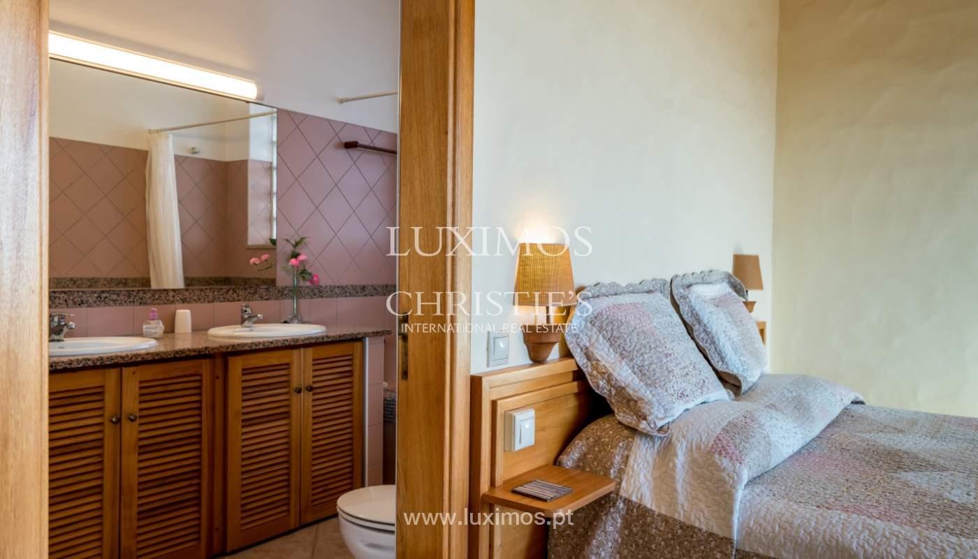 Sale of villa with pool in Estoi, Faro, Algarve, Portugal_123184