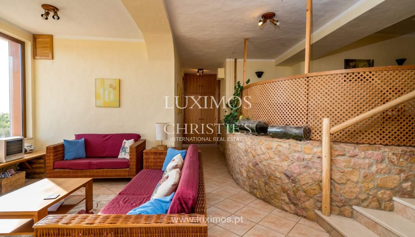Sale of villa with pool in Estoi, Faro, Algarve, Portugal_123185