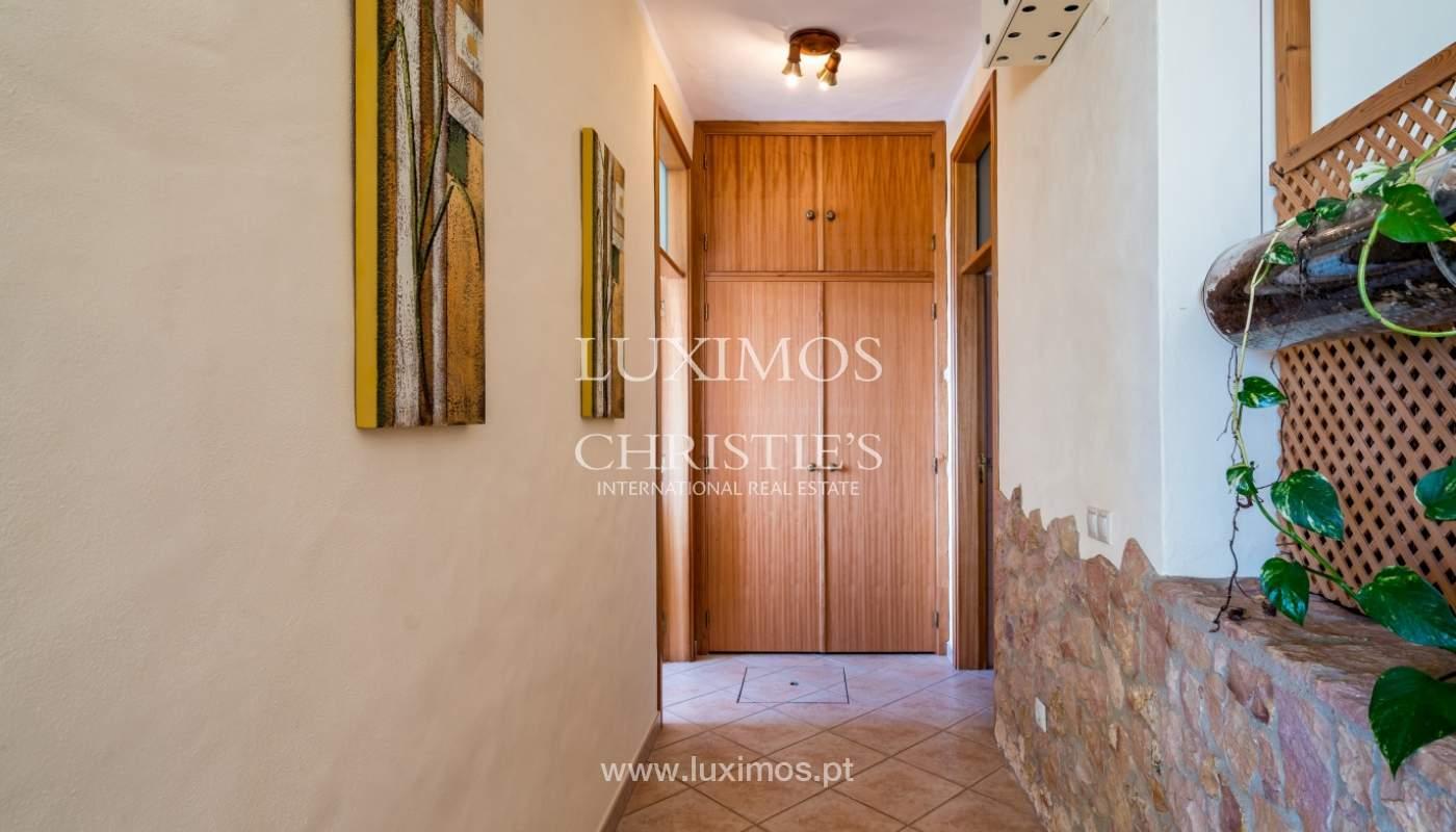 Sale of villa with pool in Estoi, Faro, Algarve, Portugal_123186