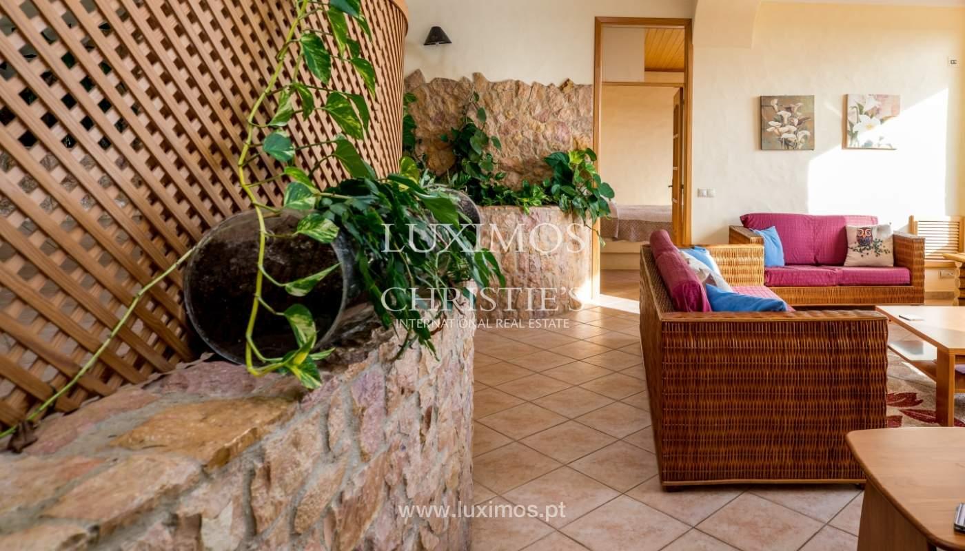 Sale of villa with pool in Estoi, Faro, Algarve, Portugal_123188