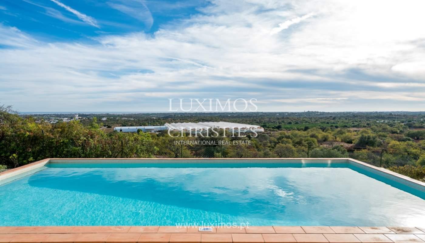 Sale of villa with pool in Estoi, Faro, Algarve, Portugal_123194