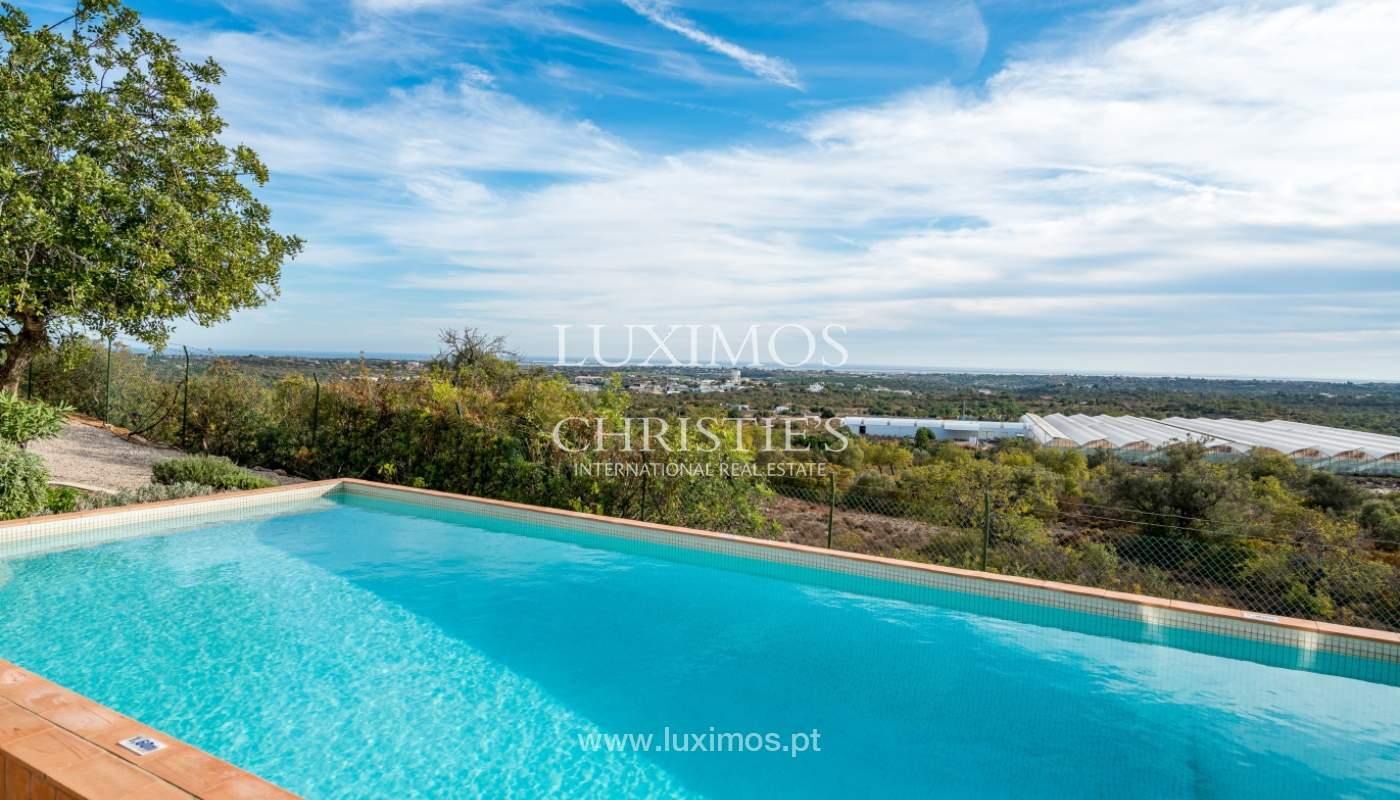 Sale of villa with pool in Estoi, Faro, Algarve, Portugal_123195