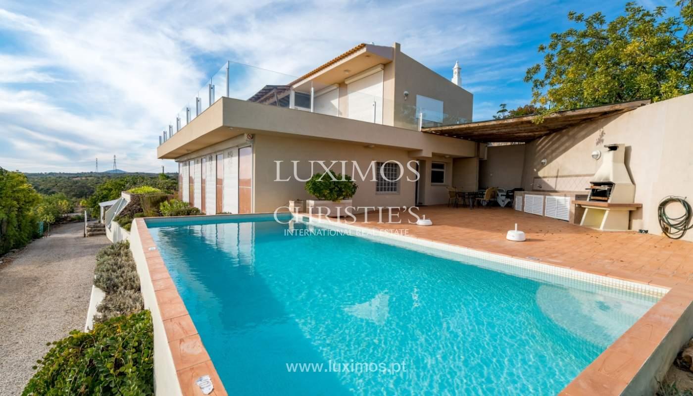 Sale of villa with pool in Estoi, Faro, Algarve, Portugal_123199