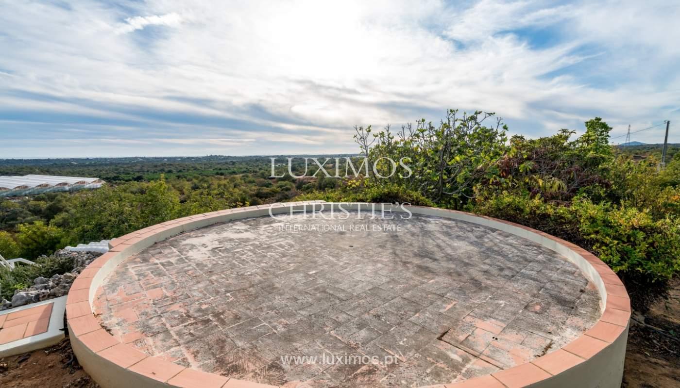 Sale of villa with pool in Estoi, Faro, Algarve, Portugal_123204