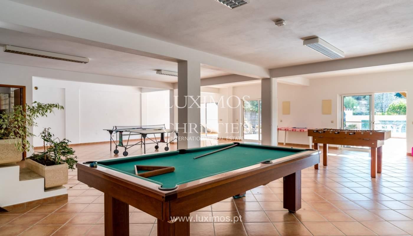 Sale of property with swimming pool in Estoi, Faro, Algarve, Portugal_123210