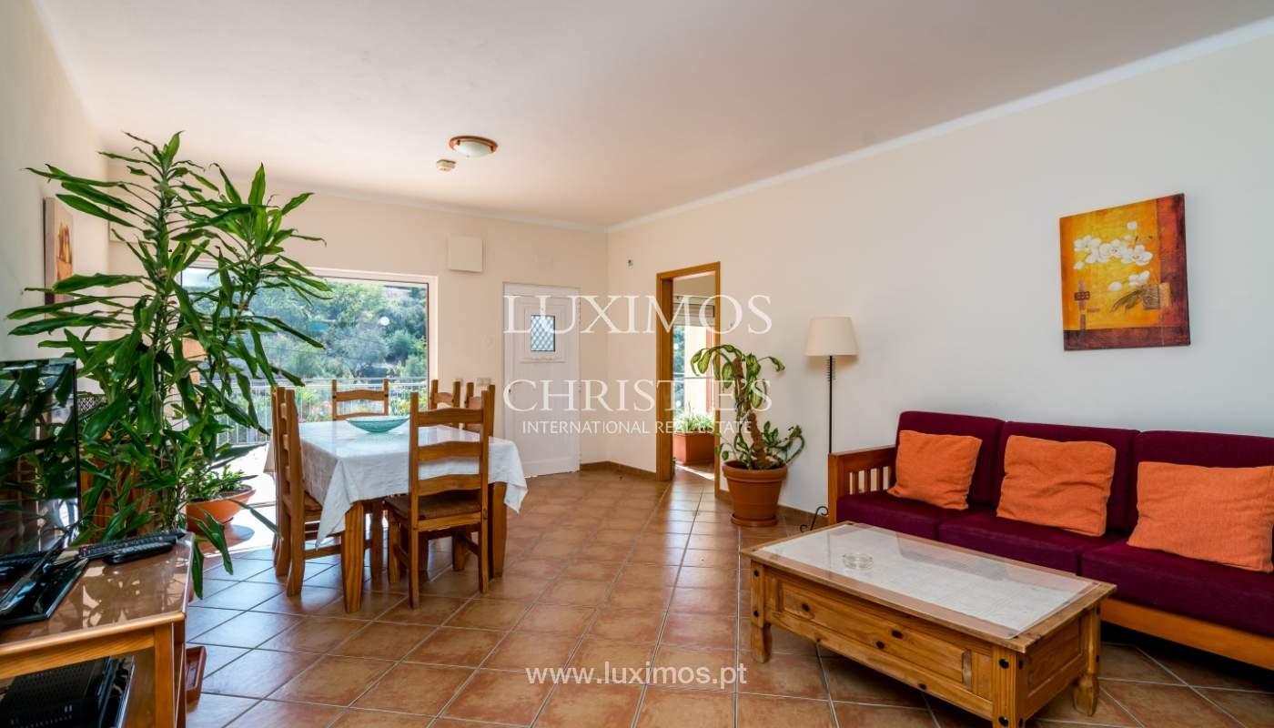 Sale of property with swimming pool in Estoi, Faro, Algarve, Portugal_123212