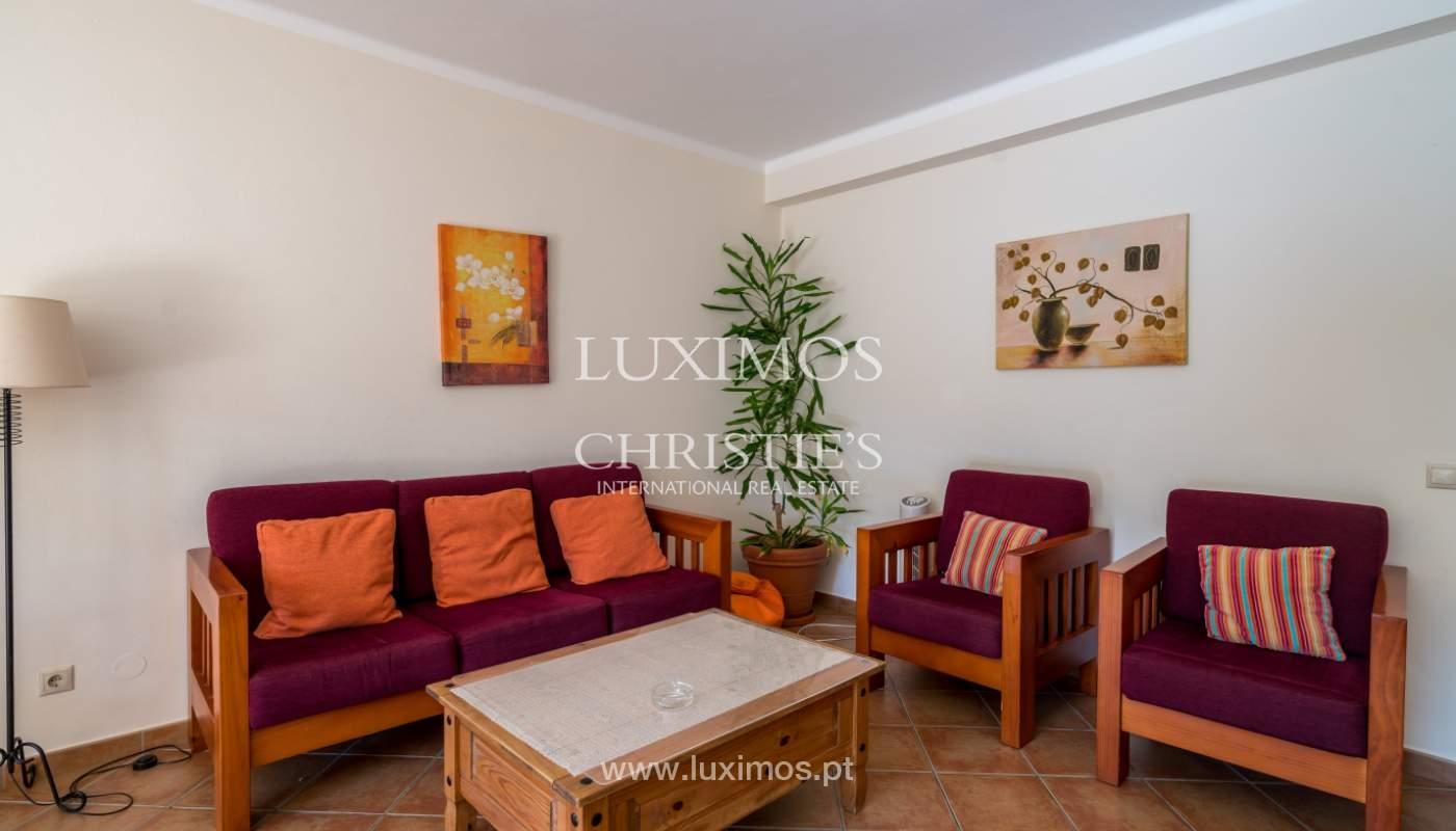 Sale of property with swimming pool in Estoi, Faro, Algarve, Portugal_123214
