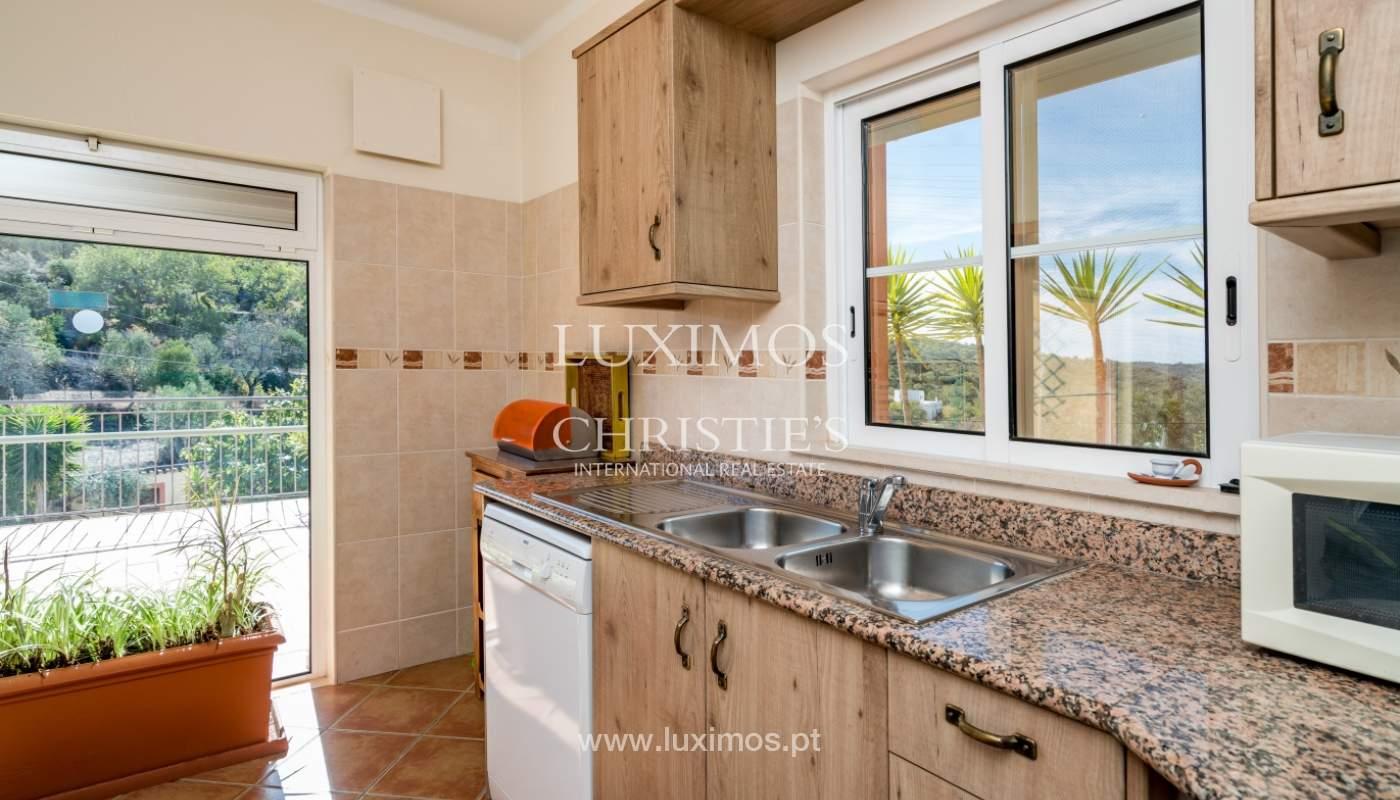 Sale of property with swimming pool in Estoi, Faro, Algarve, Portugal_123215