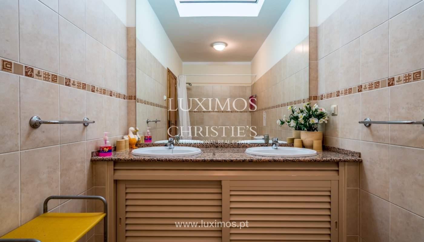 Sale of property with swimming pool in Estoi, Faro, Algarve, Portugal_123218