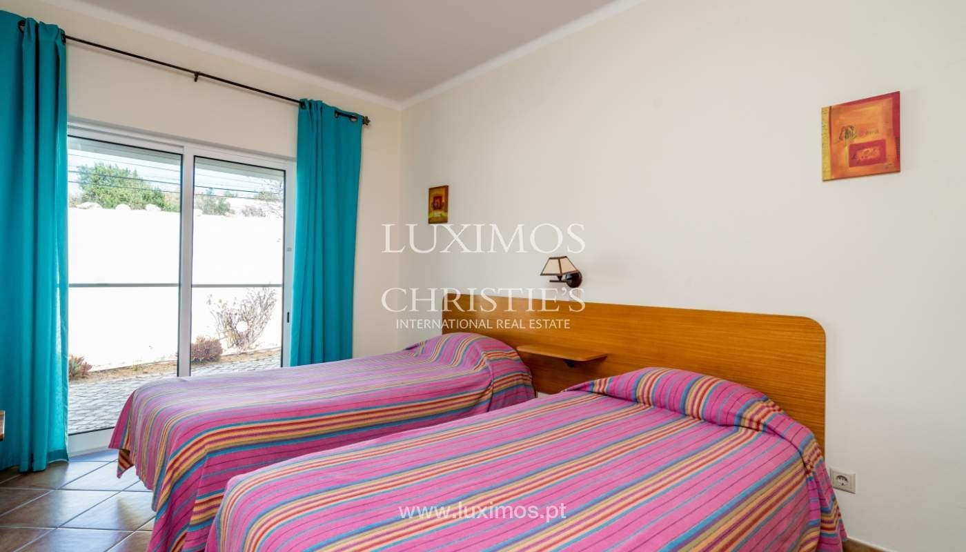 Sale of property with swimming pool in Estoi, Faro, Algarve, Portugal_123220