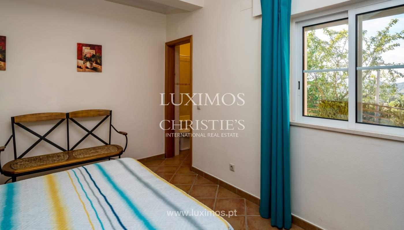 Sale of property with swimming pool in Estoi, Faro, Algarve, Portugal_123221