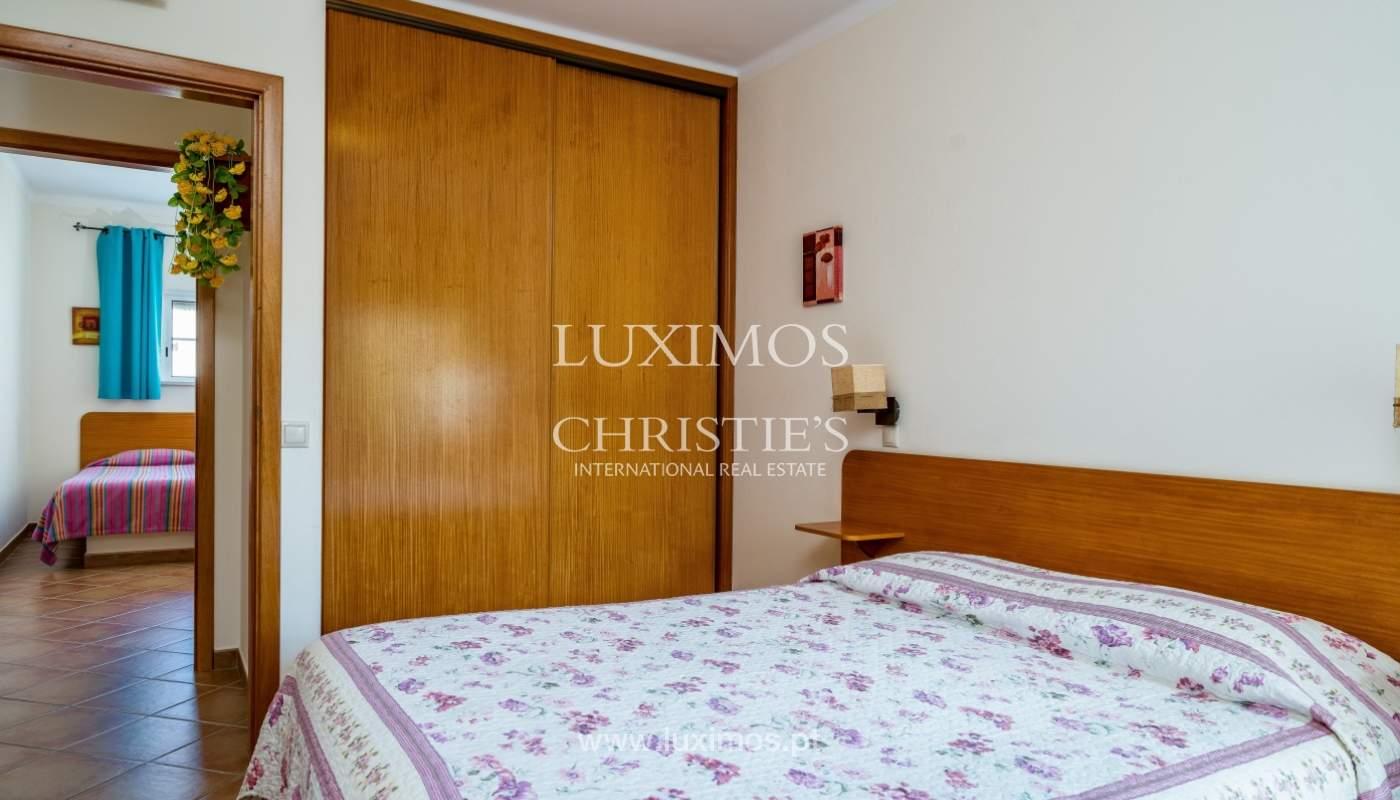 Sale of property with swimming pool in Estoi, Faro, Algarve, Portugal_123242
