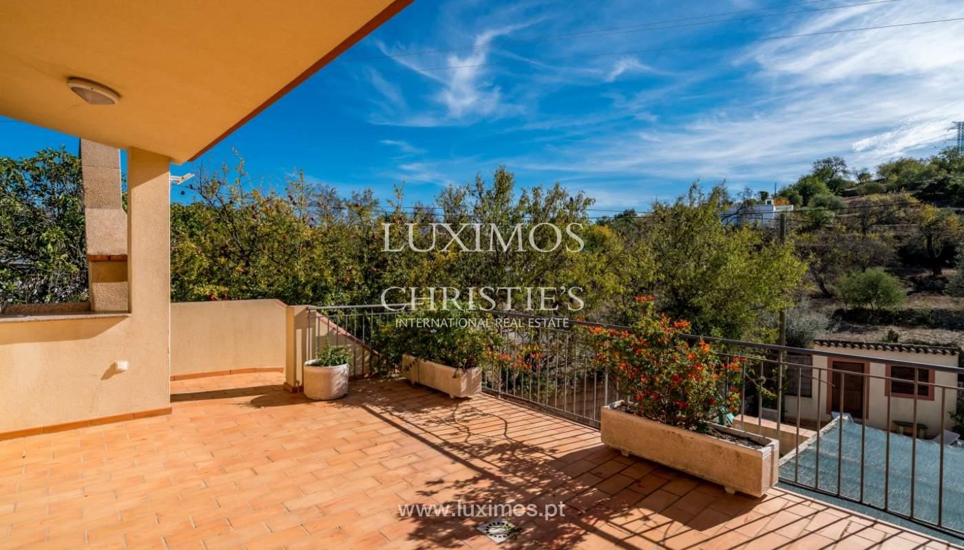 Sale of property with swimming pool in Estoi, Faro, Algarve, Portugal_123246