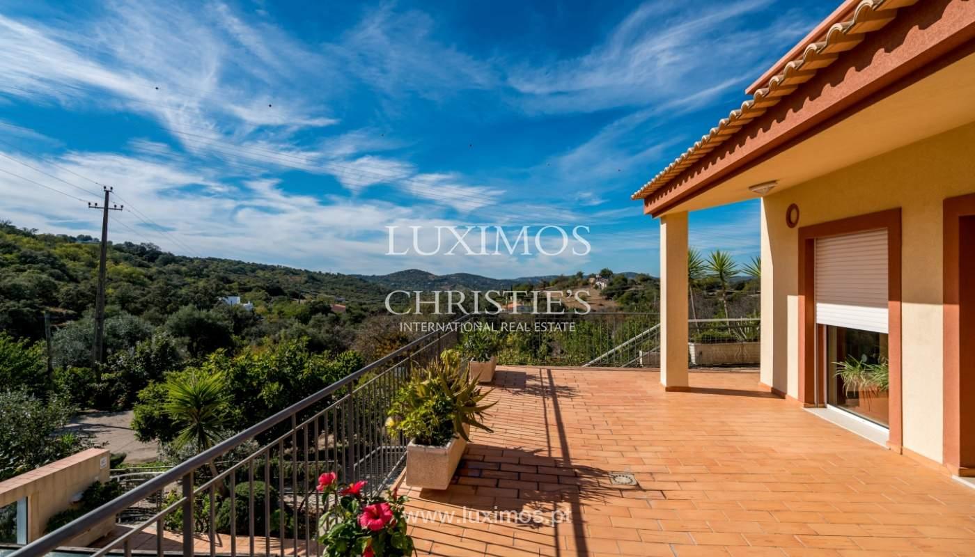 Sale of property with swimming pool in Estoi, Faro, Algarve, Portugal_123248