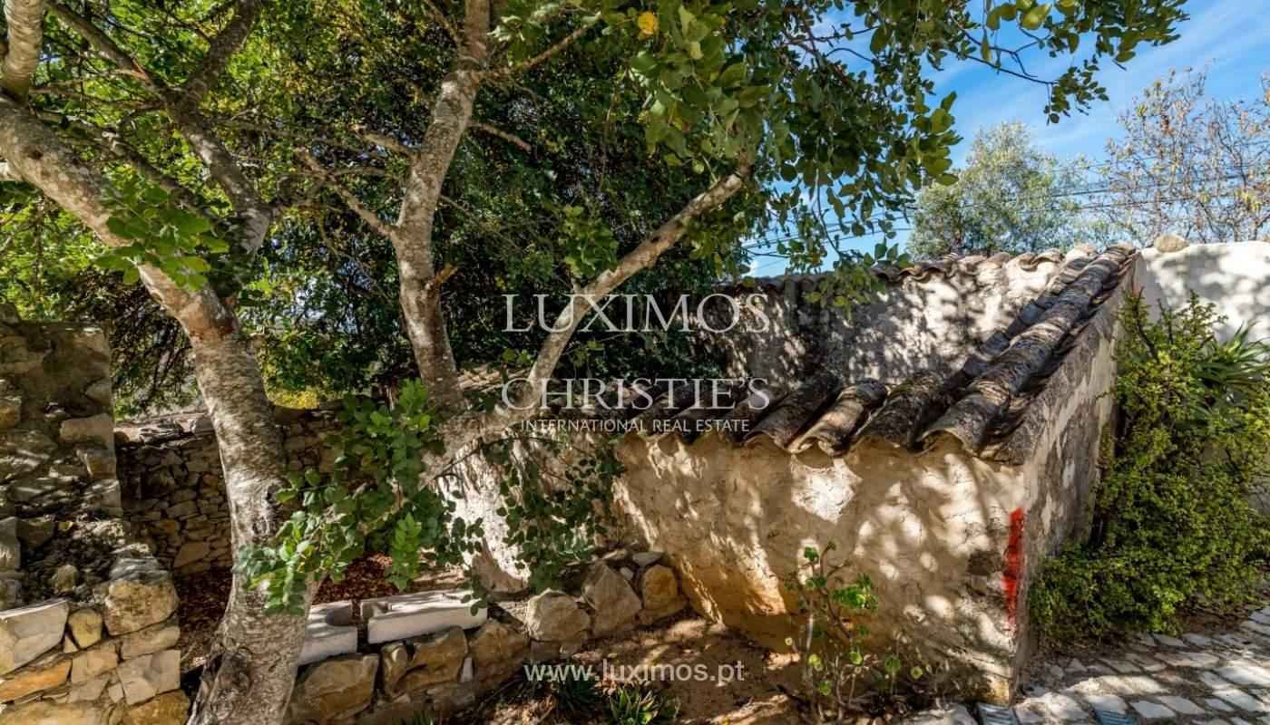 Sale of property with swimming pool in Estoi, Faro, Algarve, Portugal_123253