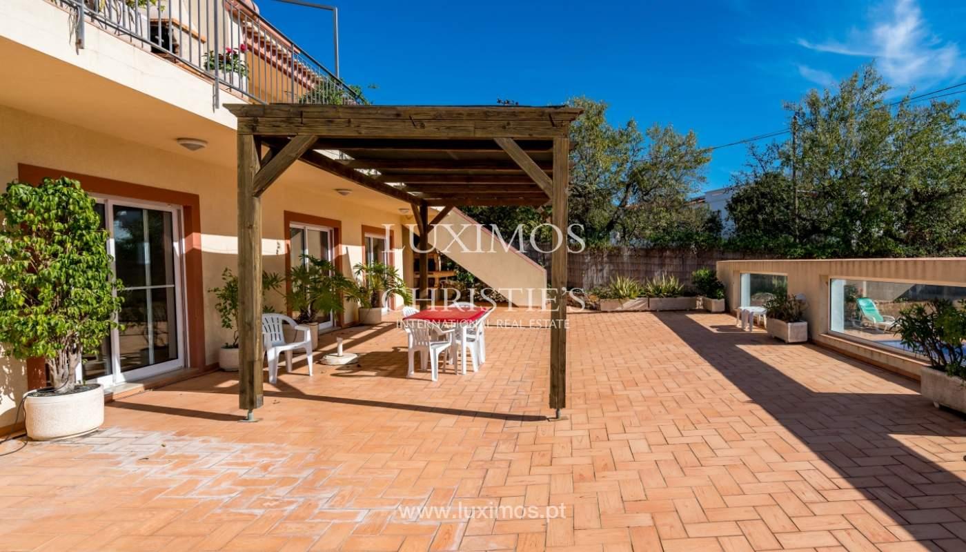 Sale of property with swimming pool in Estoi, Faro, Algarve, Portugal_123256