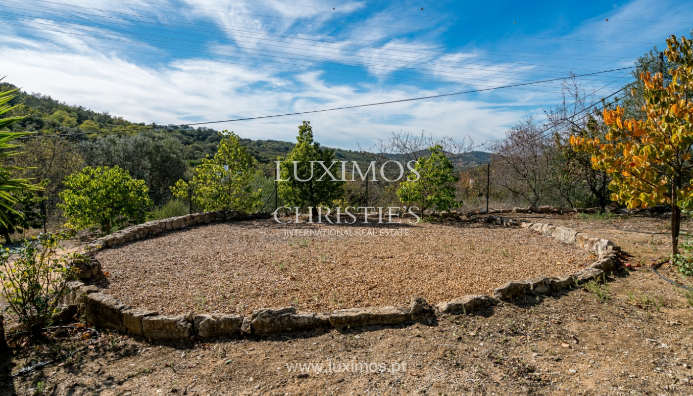 Sale of property with swimming pool in Estoi, Faro, Algarve, Portugal_123257