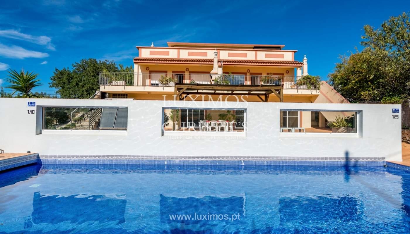 Sale of property with swimming pool in Estoi, Faro, Algarve, Portugal_123258
