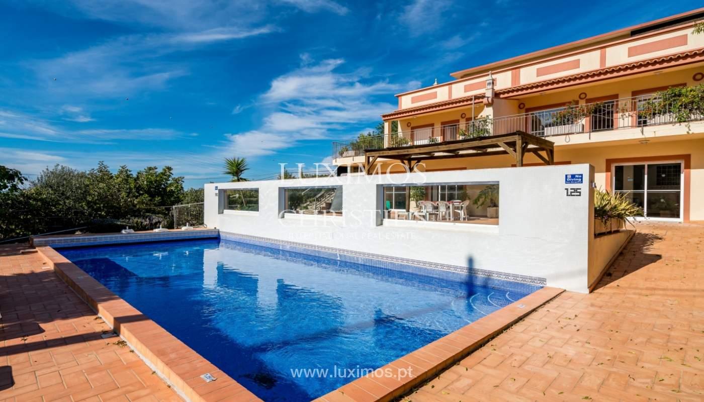 Sale of property with swimming pool in Estoi, Faro, Algarve, Portugal_123259