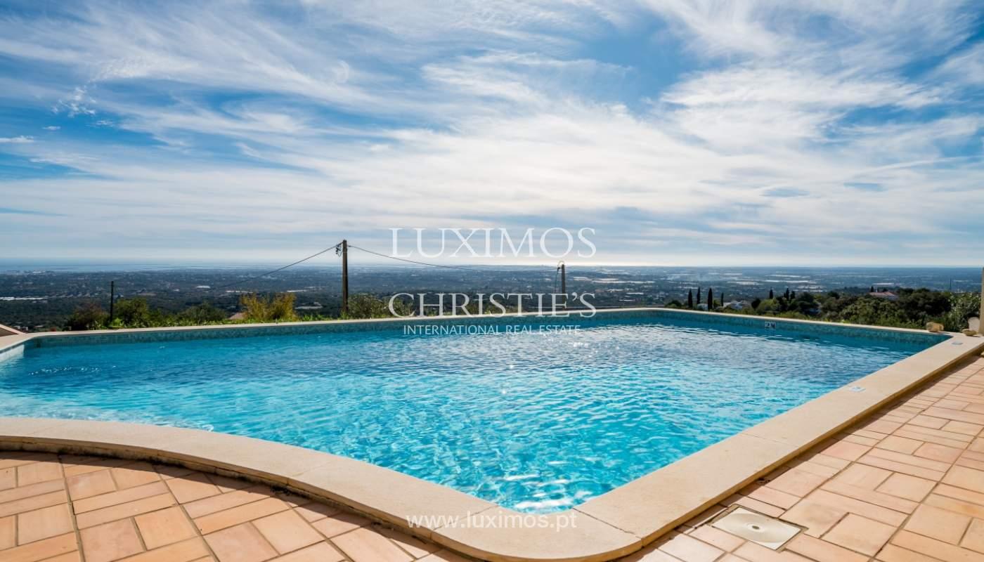 Sale of villa with sea view in Estoi, Faro, Algarve, Portugal_123272