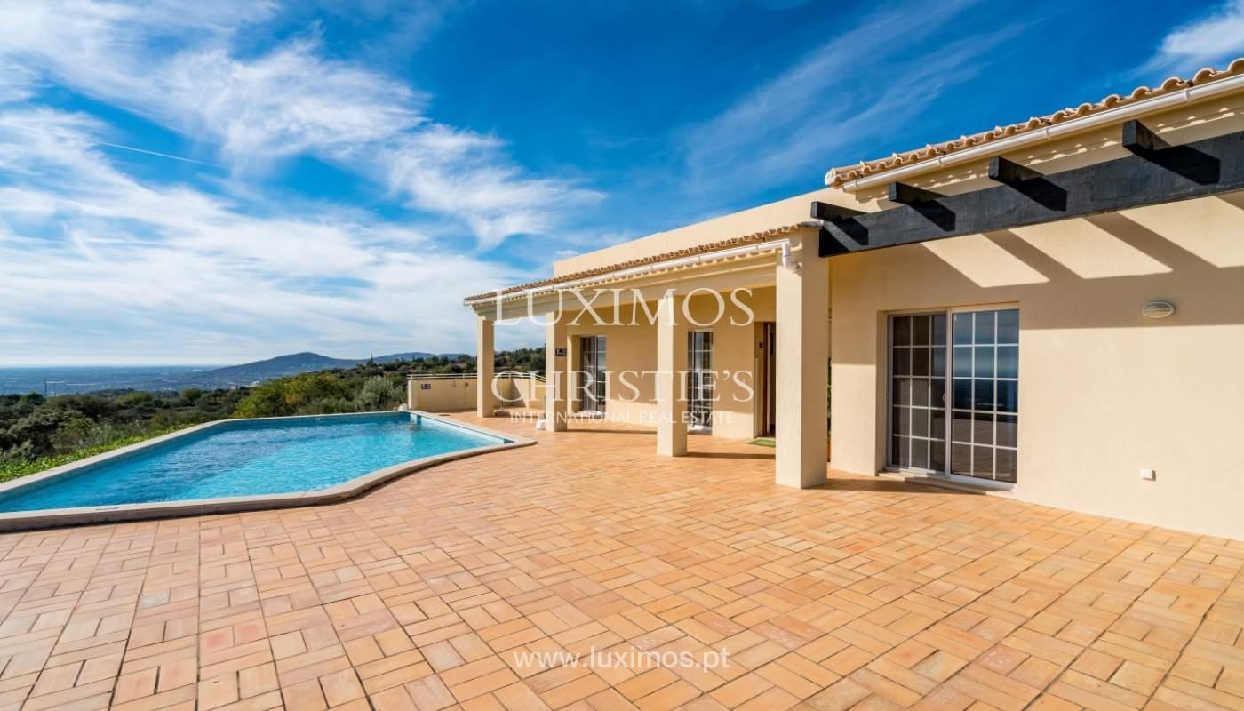 Sale of villa with sea view in Estoi, Faro, Algarve, Portugal_123276
