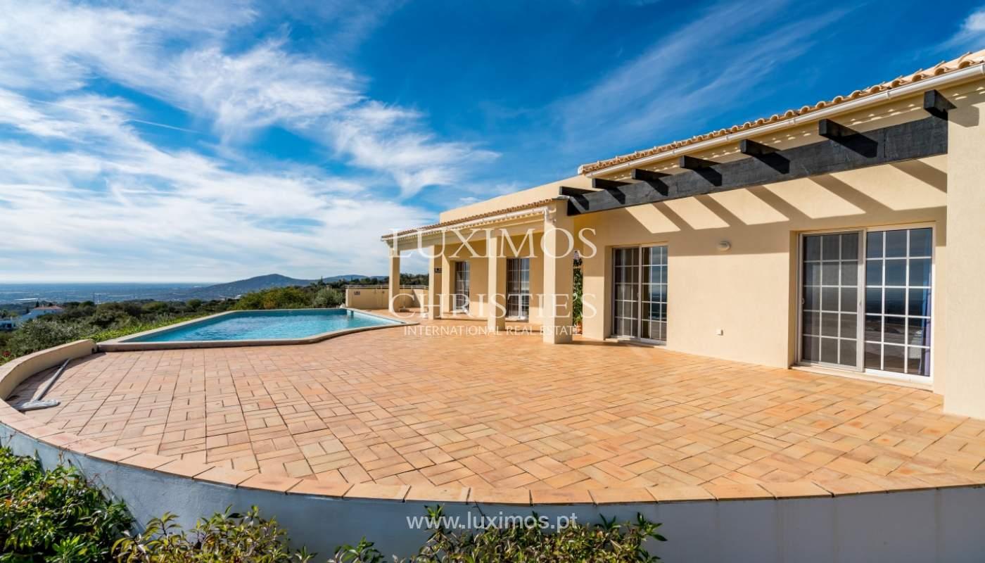 Sale of villa with sea view in Estoi, Faro, Algarve, Portugal_123277