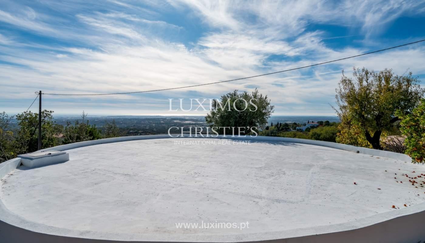 Sale of villa with sea view in Estoi, Faro, Algarve, Portugal_123279