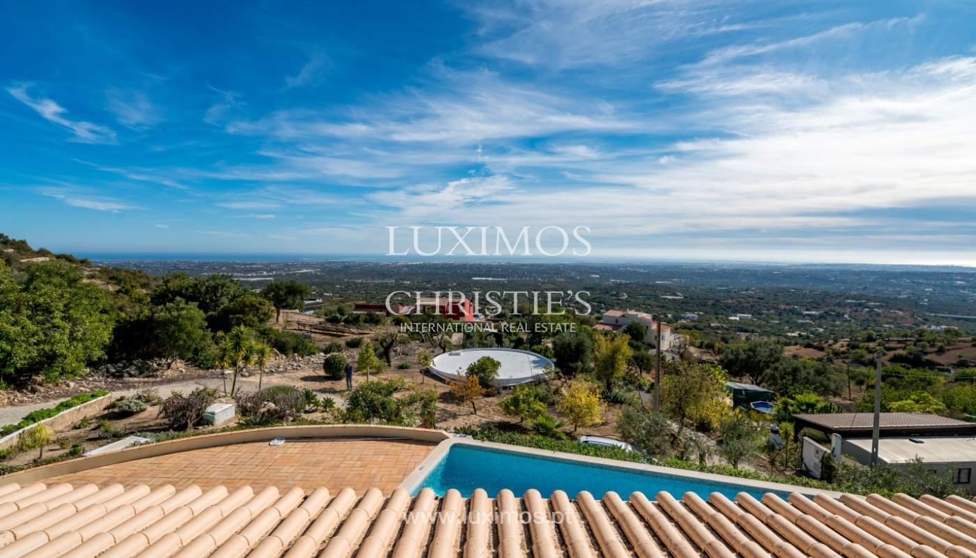 Sale of villa with sea view in Estoi, Faro, Algarve, Portugal_123284