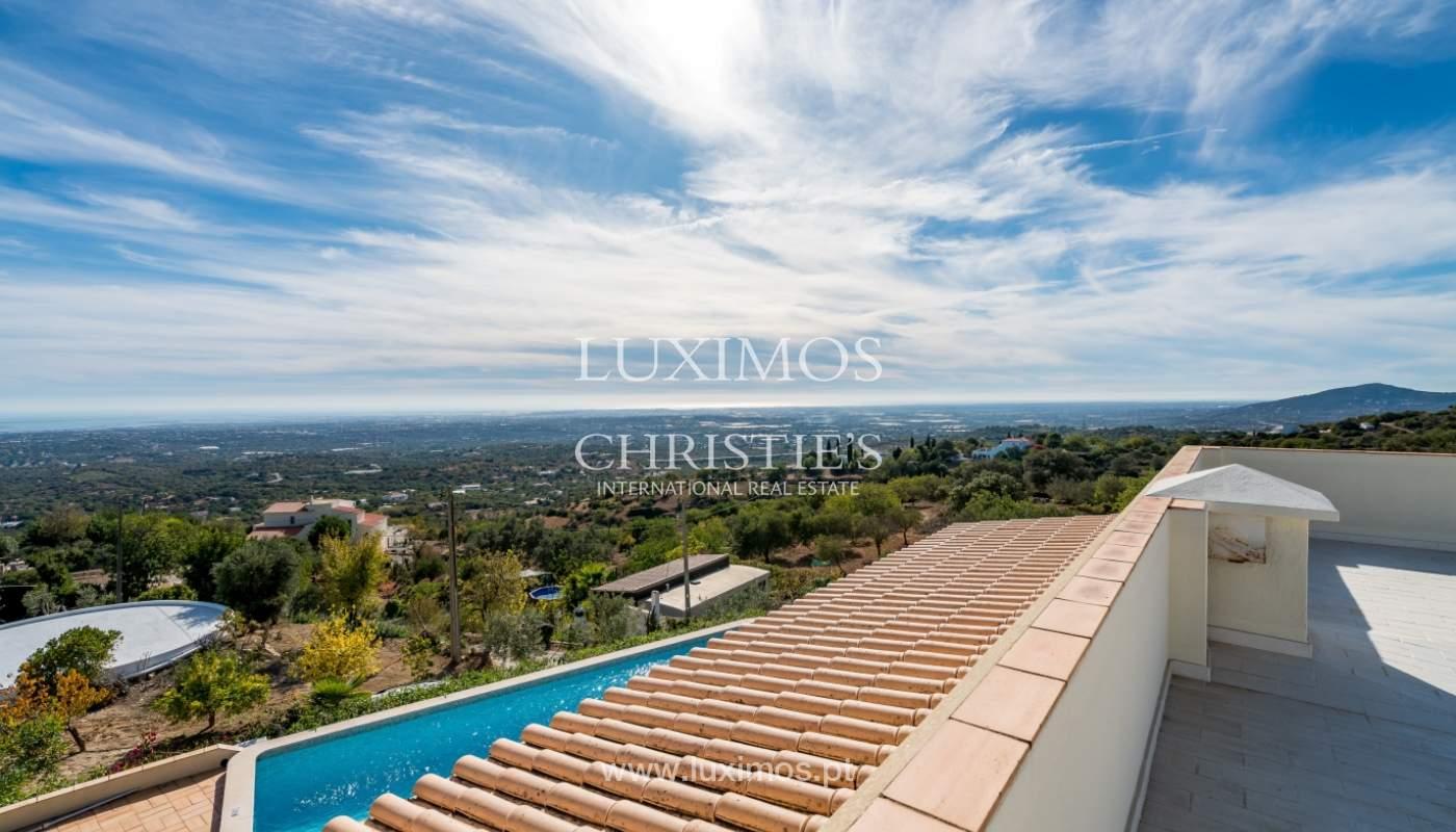 Verkauf einer Villa mit Meerblick in Estoi, Faro, Algarve, Portugal_123285