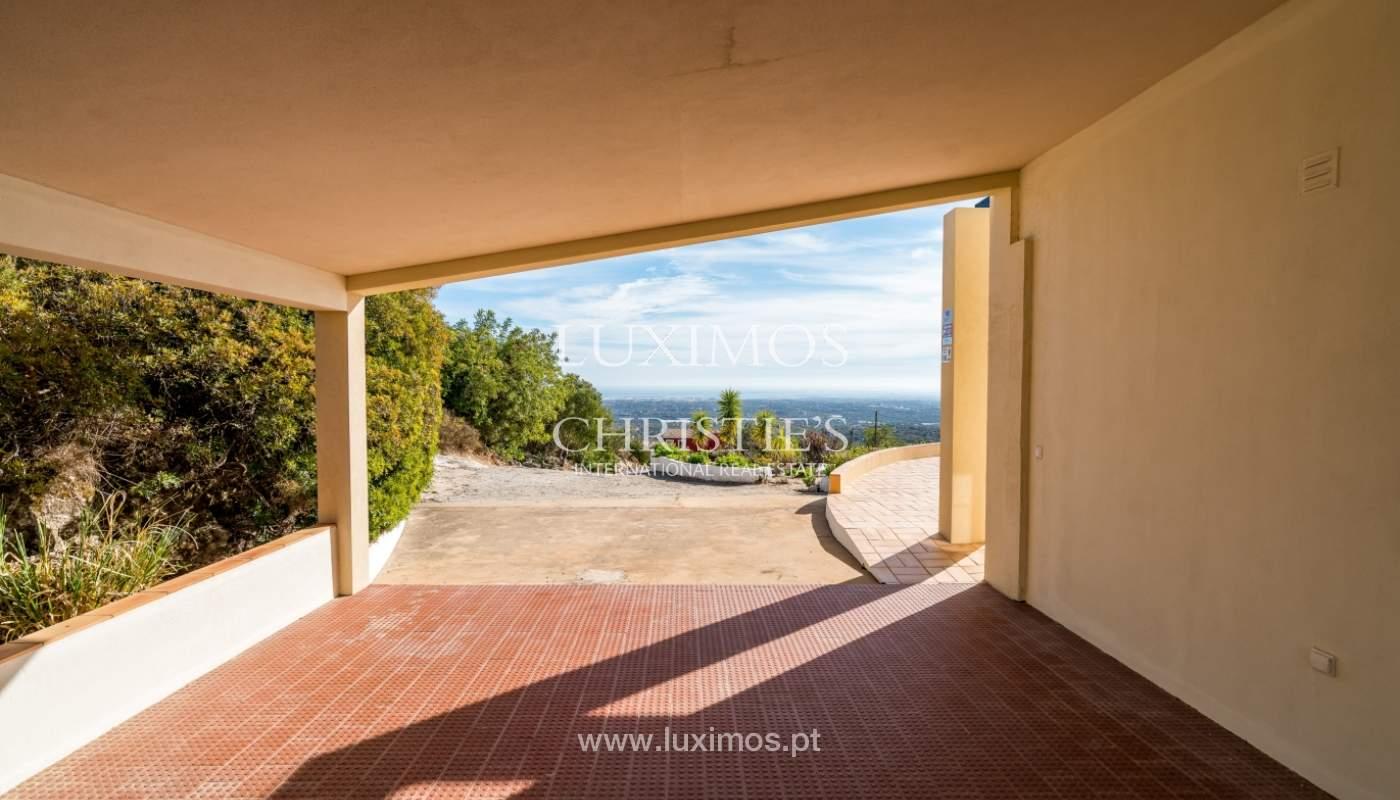 Sale of villa with sea view in Estoi, Faro, Algarve, Portugal_123286