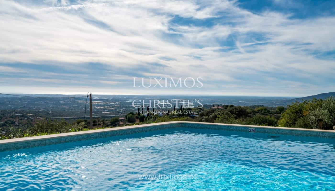 Sale of villa with sea view in Estoi, Faro, Algarve, Portugal_123290