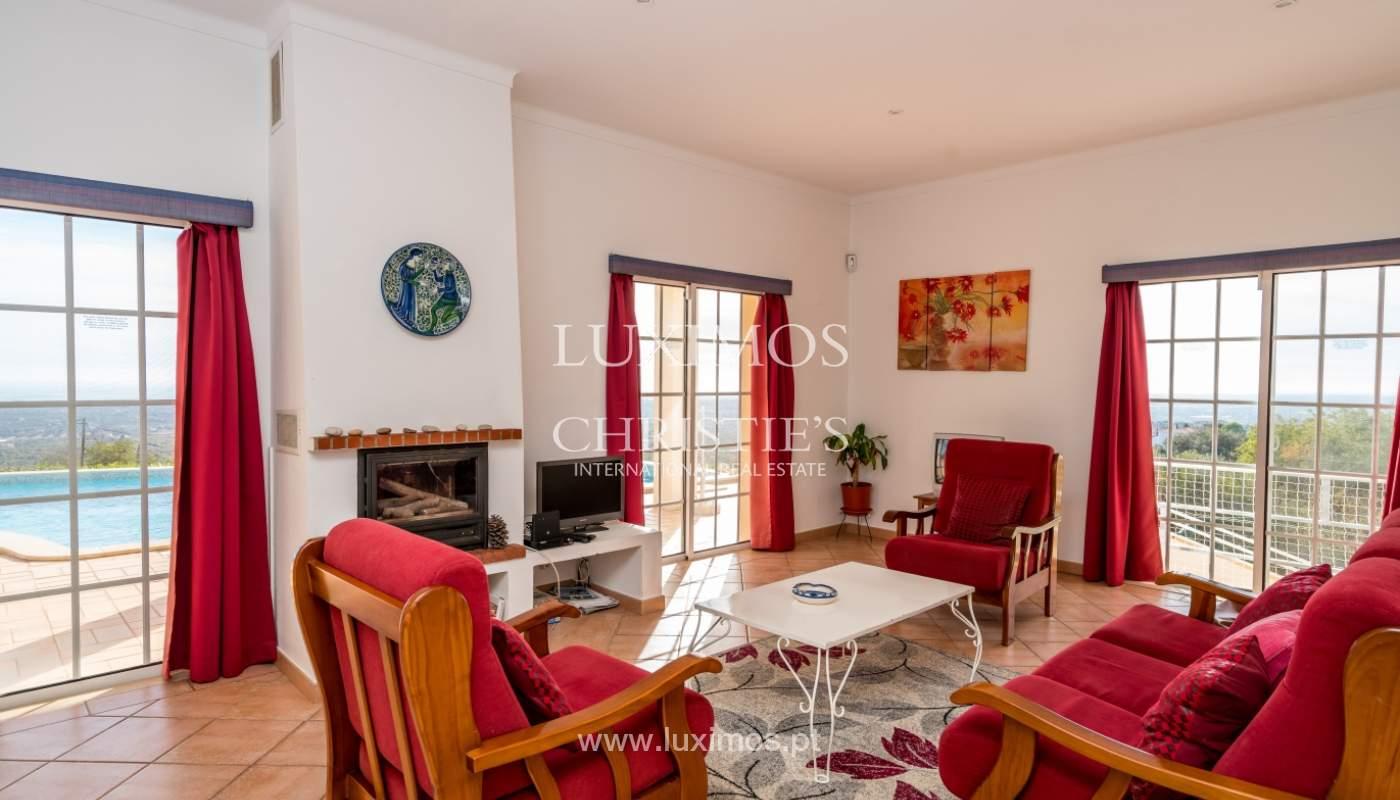 Sale of villa with sea view in Estoi, Faro, Algarve, Portugal_123291