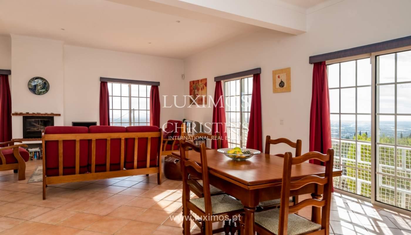 Sale of villa with sea view in Estoi, Faro, Algarve, Portugal_123295