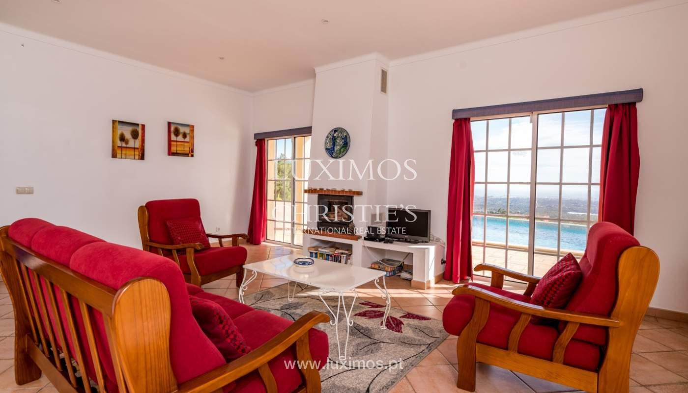 Sale of villa with sea view in Estoi, Faro, Algarve, Portugal_123296
