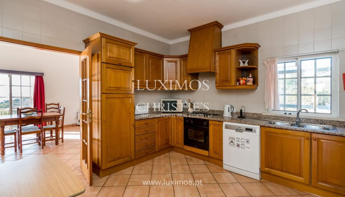 Verkauf einer Villa mit Meerblick in Estoi, Faro, Algarve, Portugal_123297