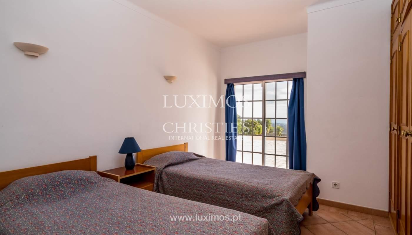 Sale of villa with sea view in Estoi, Faro, Algarve, Portugal_123300