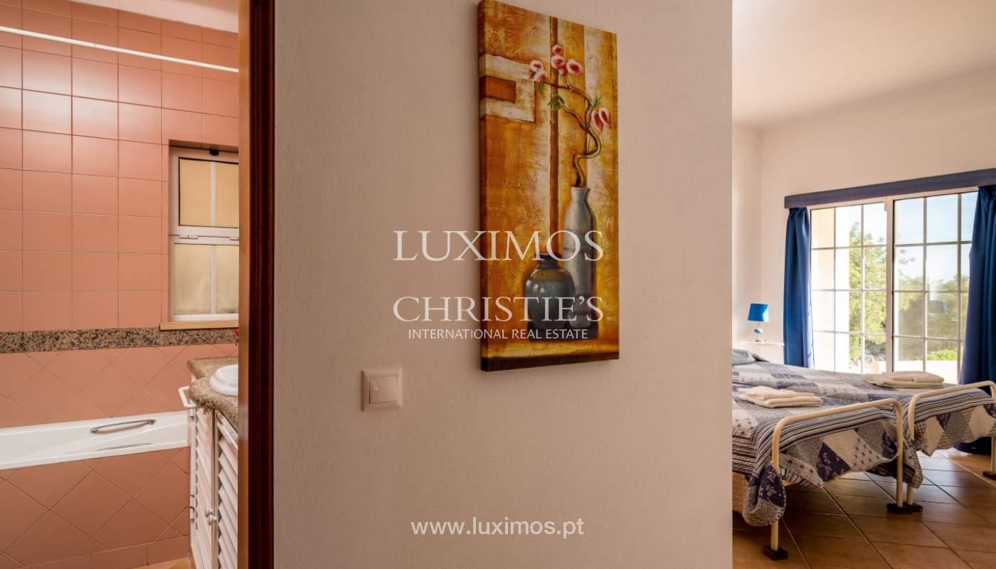 Verkauf einer Villa mit Meerblick in Estoi, Faro, Algarve, Portugal_123303