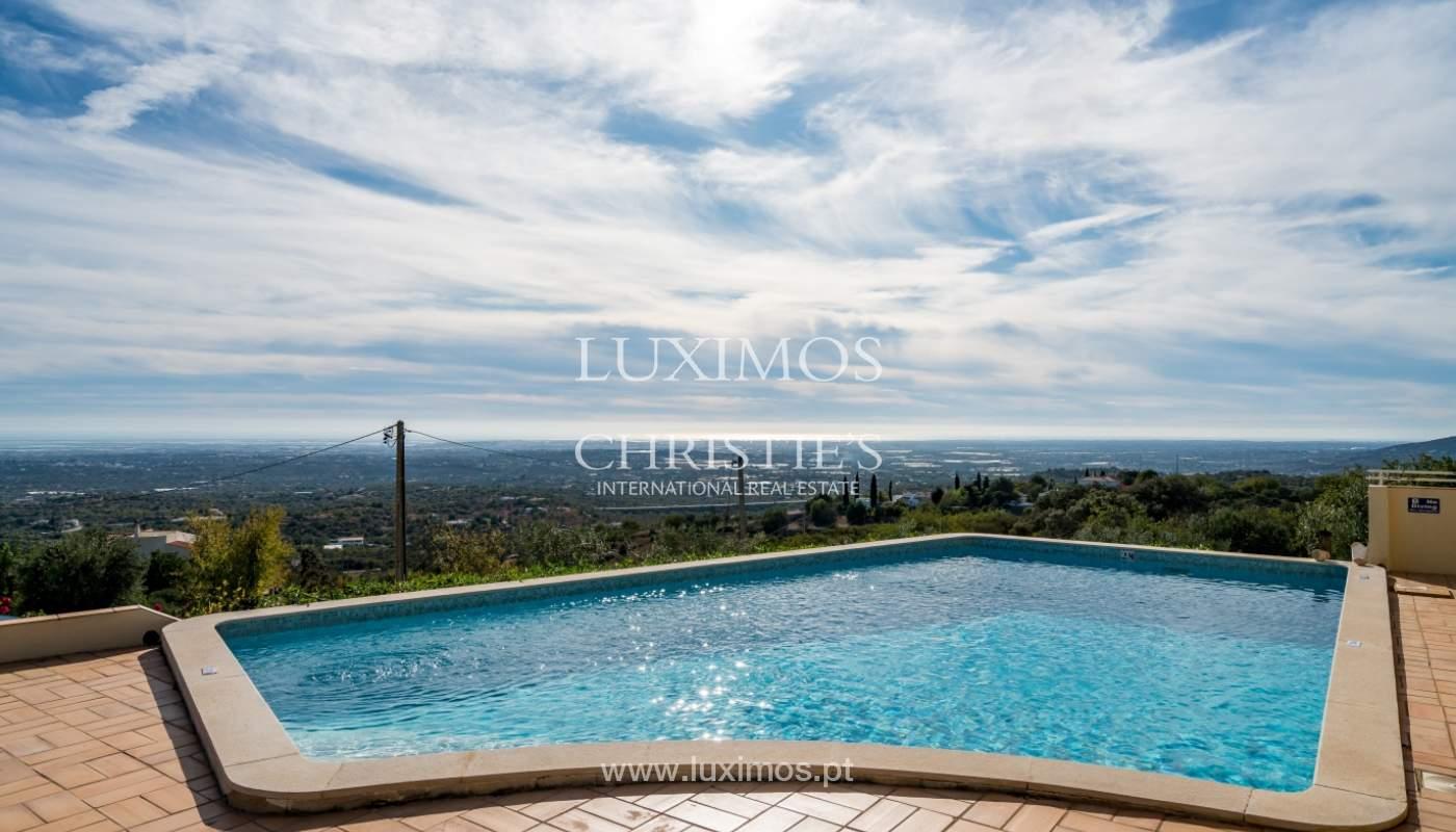 Sale of villa with sea view in Estoi, Faro, Algarve, Portugal_123310