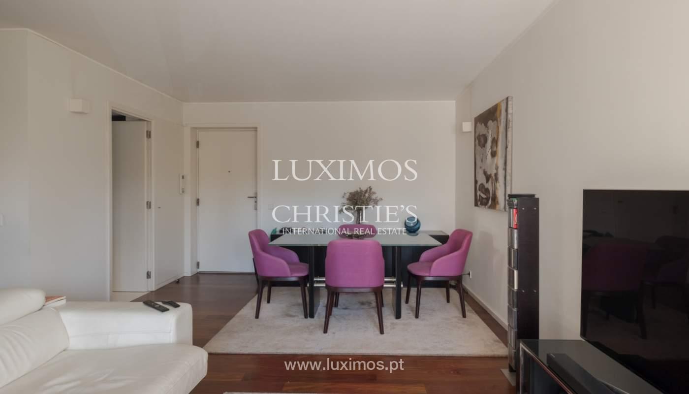 Venda de apartamento de luxo na zona histórica de Leça da Palmeira_123480