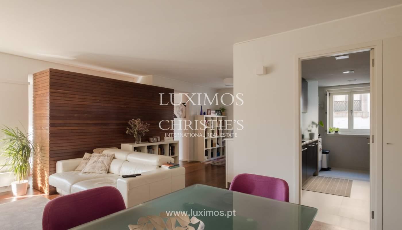 Venda de apartamento de luxo na zona histórica de Leça da Palmeira_123481